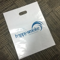 custom plastic shopping bags for promotion plastic bag