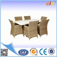 NEW Arrival Attractive metal dining table and chairs