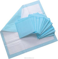 Disposable surgical nonwoven urine underpad for disabled elderly