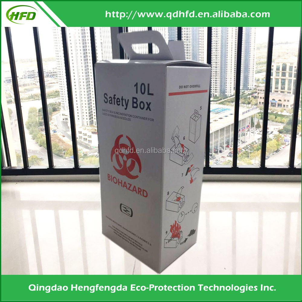 all surgical items medical safety box for syringes and needles