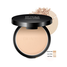 OEM ODM bioaqua cosmetic product waterproof concealer compact makeup powder for female