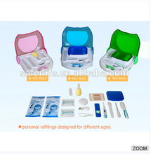 CE approved Wholesale Mini First Aid cute baby aid kit home care emergency kit