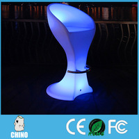 LED CC-561101 light up glowing chair cocktail table chair