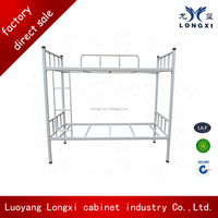 double deck bed used dormitory furniture children bunk bed