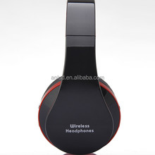 Wholesale cell phone accessories ALD06 Over-ear Promotion foldable universal stereo mic bluetooth headset