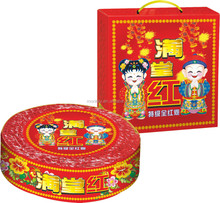 Celebration red Cracker firecracker/chinese cracker fireworks 3000 Shots MF011