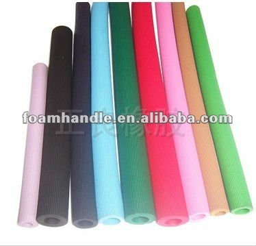 hydraulic/ floating/ porous eva rubber pipes