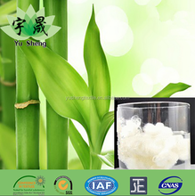 ECO Friendly bamboo fiber batting padding wadding textile raw material