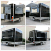 Fast Food Camp Mobile Kitchen Pop Up Tent Trailer