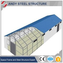 Low Cost Quick Build Prefab Warehouse Buildings Sale