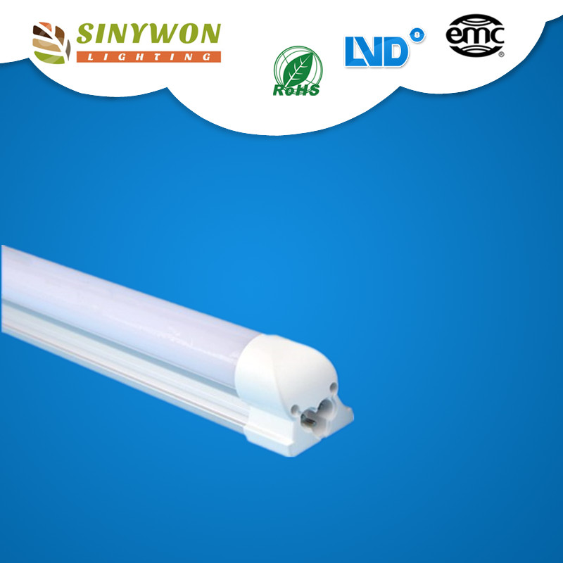 2017 NEW hot sale T8 LED Tube 18w 120cm T5 T8 LED fluorescent tube