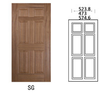 HOT!6 panel door skin chheap price best quality