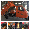 Chian Chognqing Gasoline Closed Cargo Box Tricycle High Quality Closed Cargo Box adult 3 seats 3 wheel Tricycle