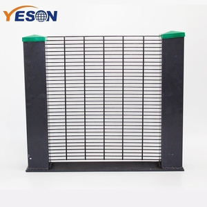 Hengshui 358fence 358 clearvu anti no climb high security proof paintball wire wall fence