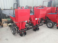 Agricultural tractor Potato Planters single row potato planter