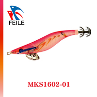 high quality luminous squid jig fishing