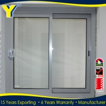 Aluminum frame sliding window designs small sliding windows