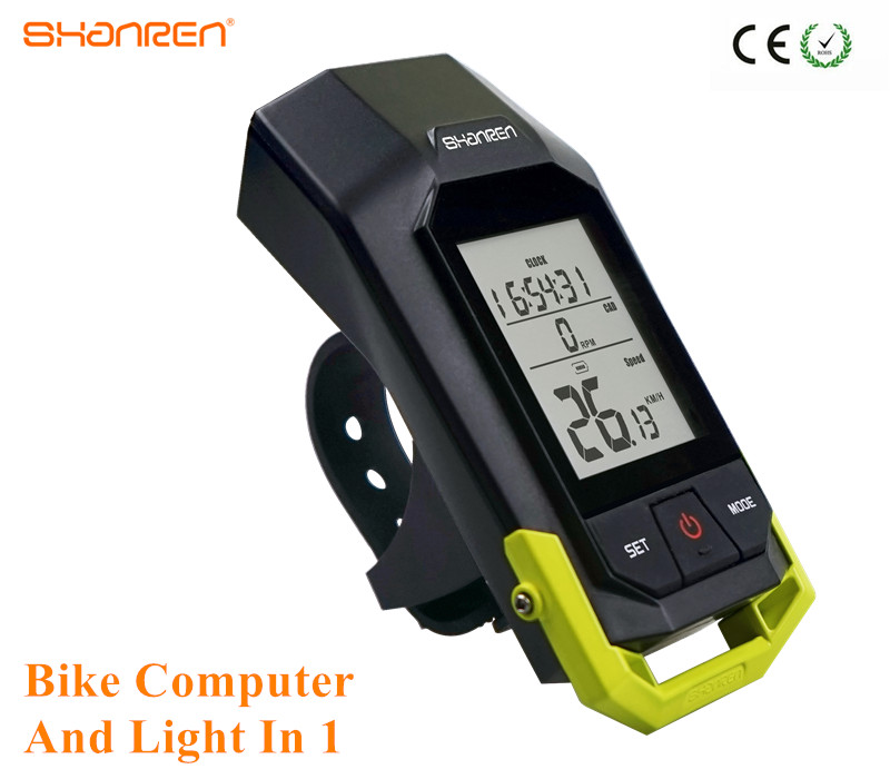 Hot Sale Gymnasium Cadence Sensor Exercise Bike Computer