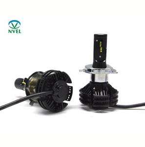22W Nvel special design x8 g7 led h4 headlight Car wireless Led Head Light