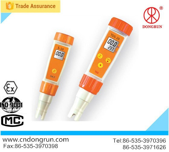 pocket size water measurment tool tds ph measuring instruments