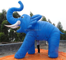 inflatable advertising elephant animal cartoon for sale