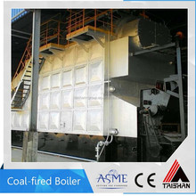 Good quality water tube DZL steam boiler