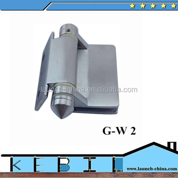 Gate hinge load-bearing self closing promotional gate hardware