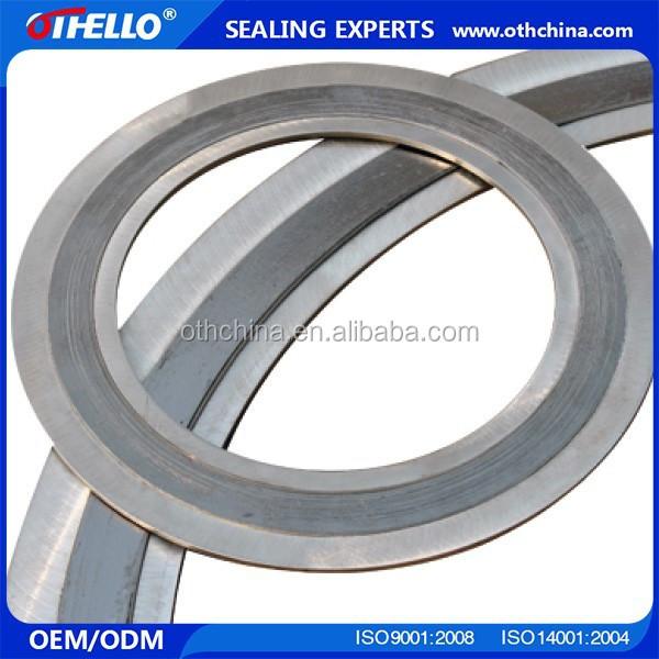 Manufacturer of spiral wound gasket in China / Spiral wound gasket