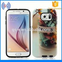 Cell Phone Accessory Custom 3D Water Transfer Case For Samsung Galaxy Grand 3/G7200