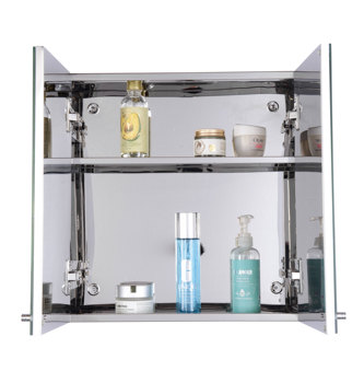 Good price cosmetic box china cabinet light