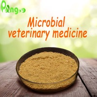 Microbial veterinary medicine for Chicken bacterial diarrhea in stead of antibiotics medicine