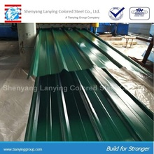 Competitive price metal corrugated roofing sheet