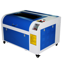 Acrylic, plastic, fabric, rubber CO2 laser engraver /small 6040 co2 laser cutter