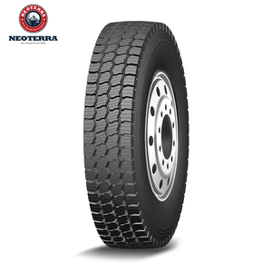 NEOTERRA WINTER TRUCK TYRES 295/75R22.5 WITH LONG MILEAGE