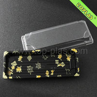 Disposable Plastic Food Sushi Take Away Packing Box Containers