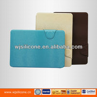 High quality beautify color case for ipad mini PU material tablet case