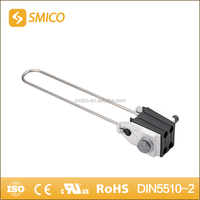 SM158 wedge type anhor clamp/ABC cable connector