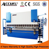 Kingdom sheet metal manual folding machine