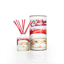 wholesale christmas aroma reed diffuser set with rattan sticks home air freshener for halloween