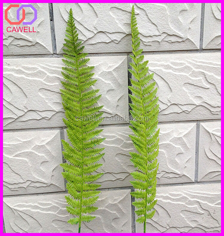 "40"" wholesale artificial fern leaves"