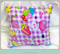 2015 Fashion trendy custom printed cushion cover