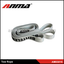 OEM4,GS,TUV certificated stretch towing rope