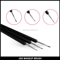 3PCS/1Set Kolinsky Acrylic Nail Brush Fashion Nail Art Brush