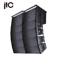 ITC 6.5'' Professional Pro System Powered Stage Concerts Line Array Speakers Design