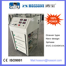 Wholesale HOSSONI,STAVOL,SBW-F 500KVA stabilizer,AVR,regulator ...