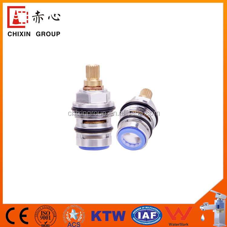 Shower Faucet Cartridge Faucets Parts Diverter Brass Cartridge