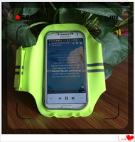 high quality low price running waterproof cell phone armband
