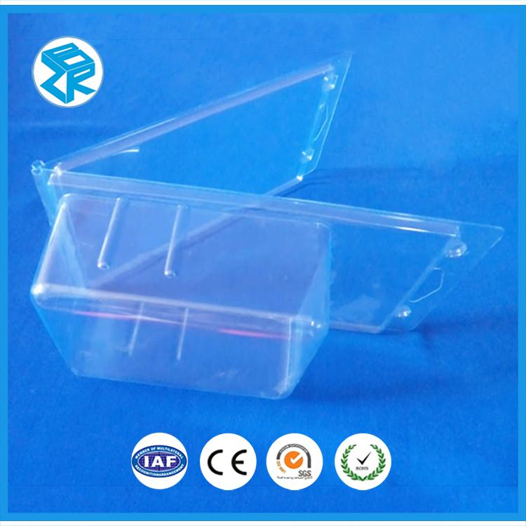 Low Price Baby Nursing Pvc Plastic Seal Card Blister Packing Box