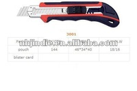 Plastic Cutter Knife for office use