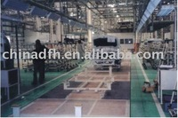 Flexible production line/DFH pipes